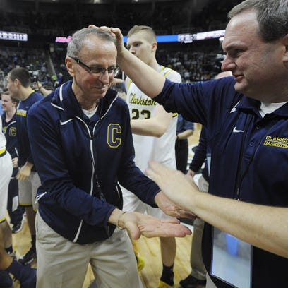For Dan Fife, Clarkston's state title is lifelong dream come true