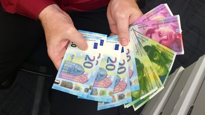 Foreign currency is still needed around the world for travelers.