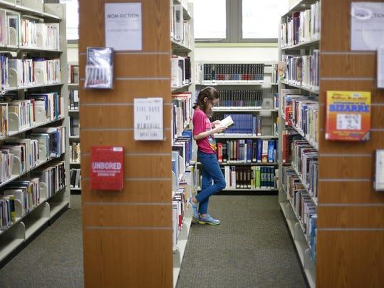 Monticello Library 1