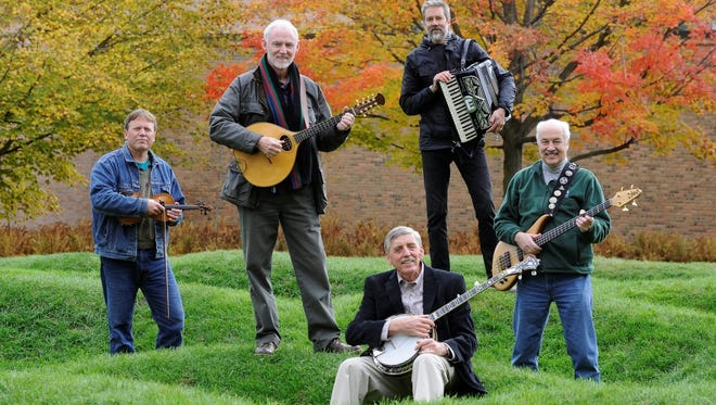 Blackthorn will perform at 5 p.m. Sunday at the East China Performing Arts Center
