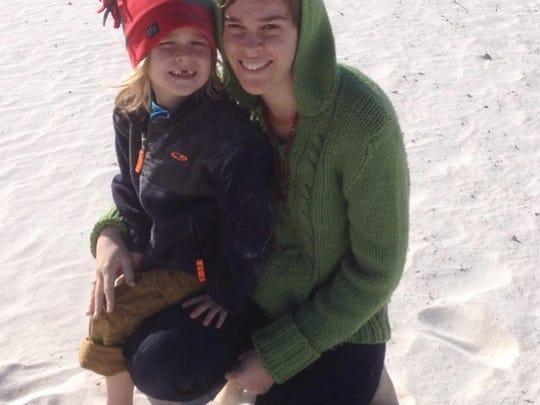 3Garnett and mom