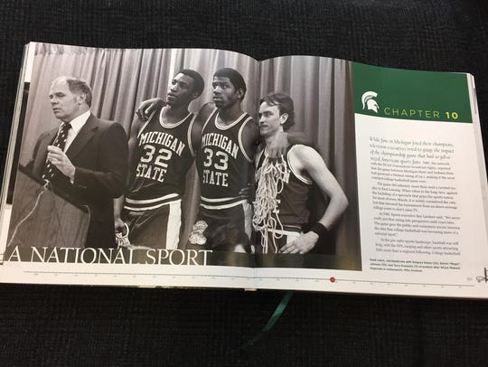 Victory for MSU, a 120-year history of Spartan Men's