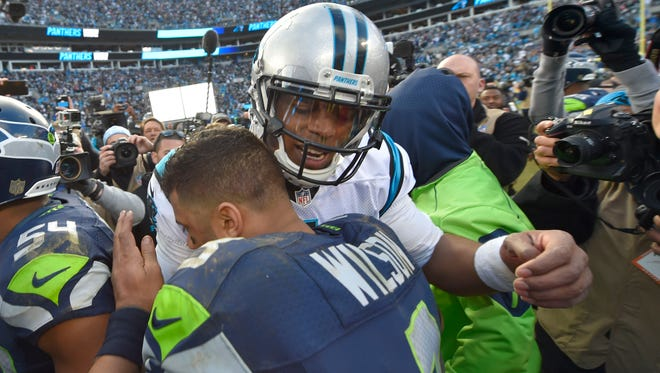 Can Cam Newton and the Panthers beat Russell Wilson and the Seahawks in Seattle?