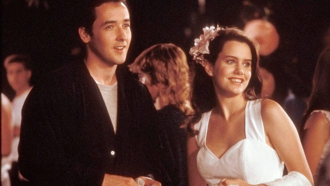 John Cusack and Ione Skye play Lloyd and Diane in one of the best teen movies ever made, 'Say Anything.'