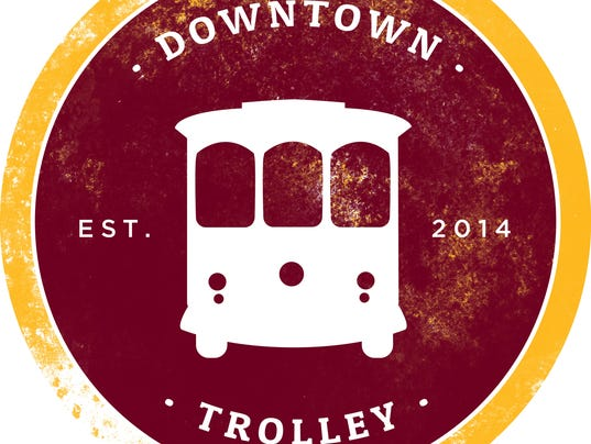 Downtown Trolley logo