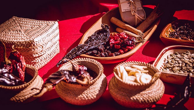 Chocolate and chiles unite at one great festival this weekend at the Desert Botanical Garden in Phoenix.