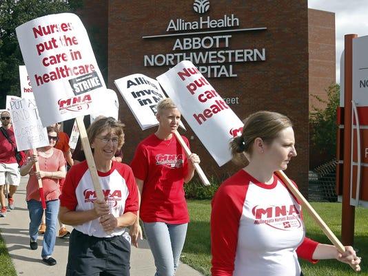 Minnesota Nurses