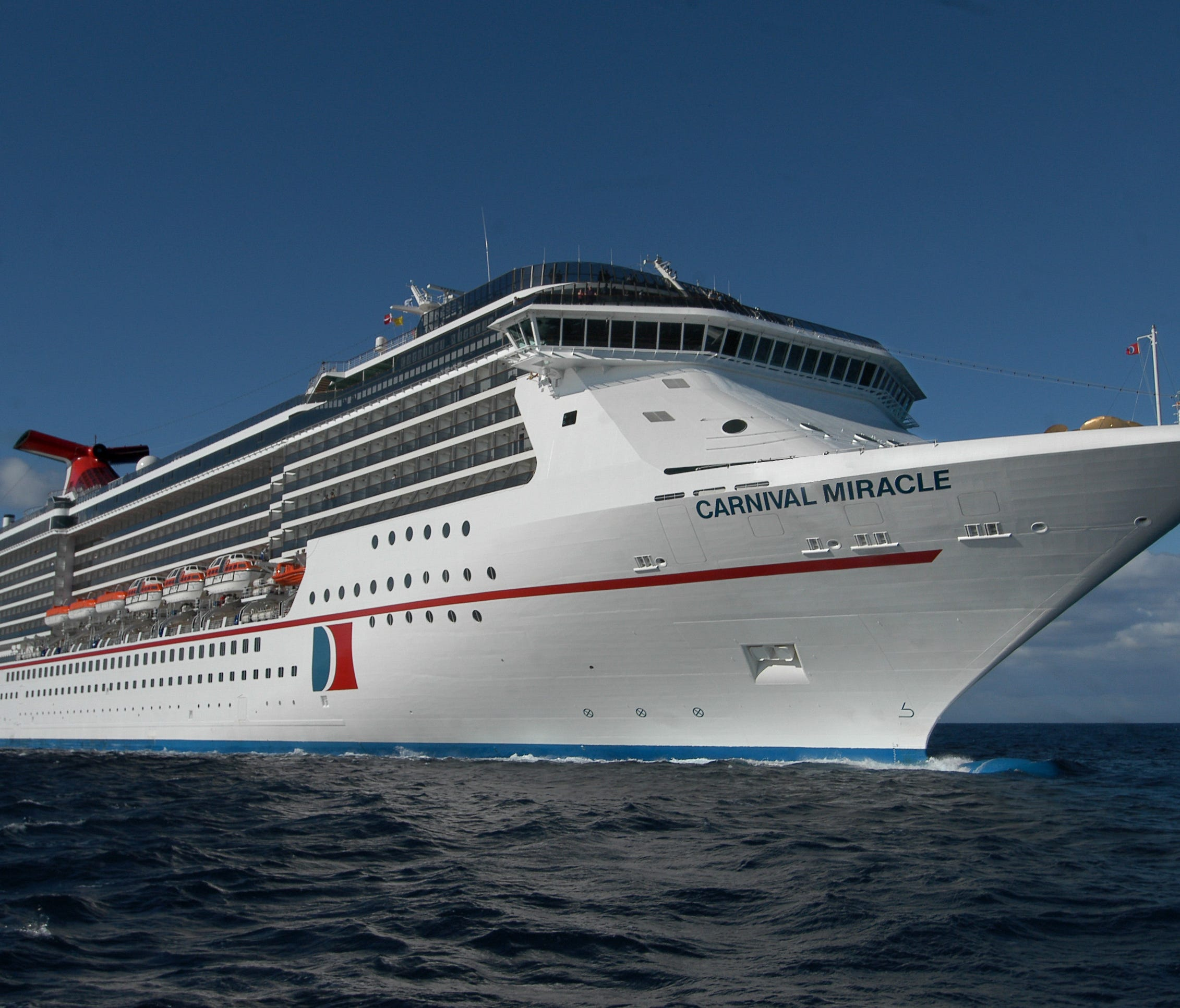 Dating to 2004, the 88,500-ton Carnival Miracle is one of four Spirit Class vessels that Carnival rolled out between 2001 and 2004 that often are assigned to the line's more far-flung itineraries. The 2,124-passenger ships have pools that can be cove