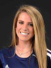 Allie Dunn, Grace Christian, 2016 PrepXtra soccer team.