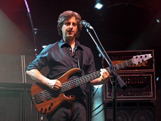 Phish bassist Mike Gordon will bring his side project
