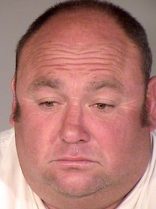 Bryan Hedrick arrest