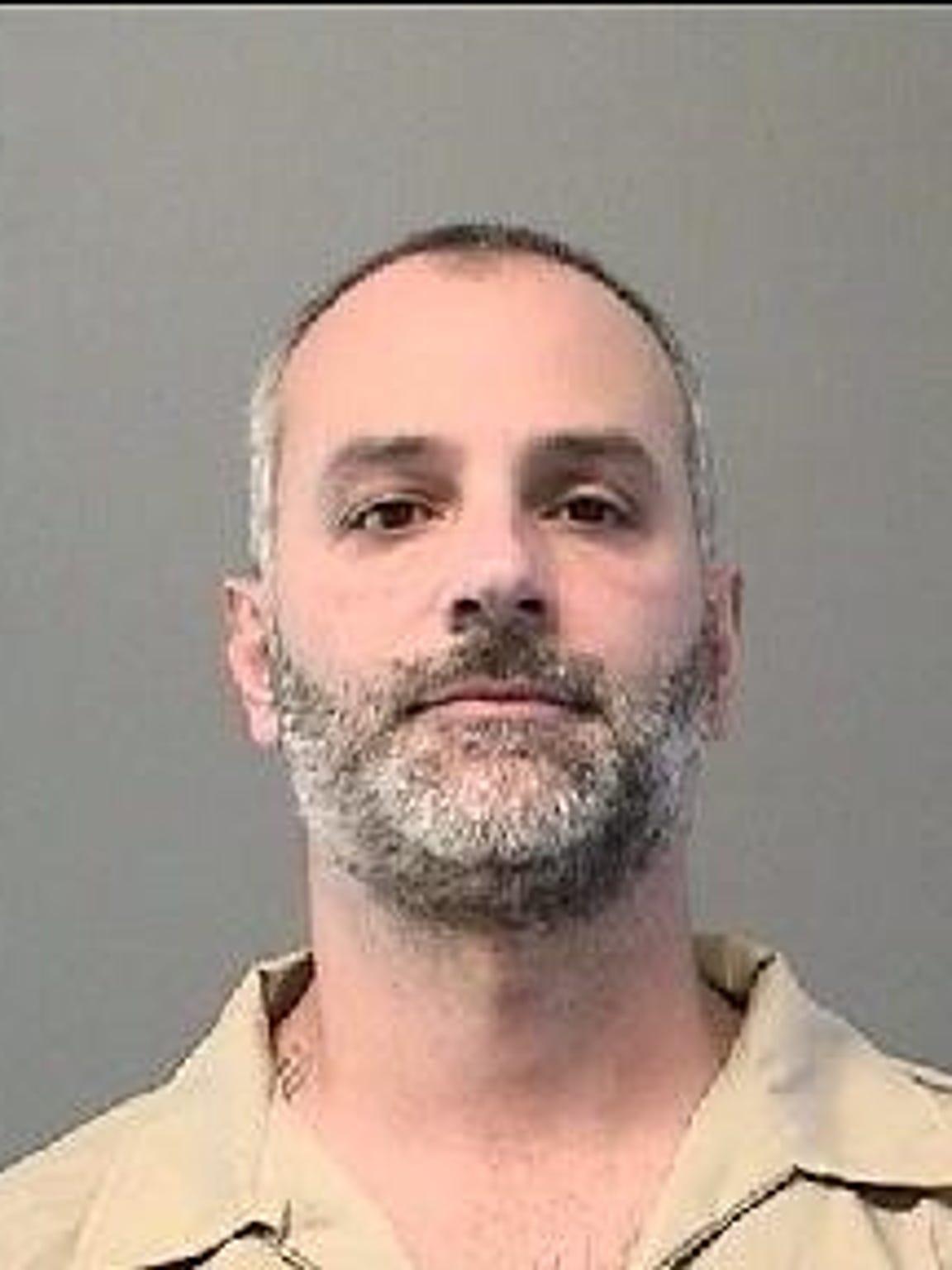 Former Edison police officer Michael Dotro's prison