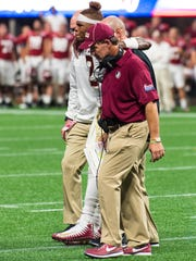 Jimbo Fisher has experienced his toughest year at FSU in 2017.
