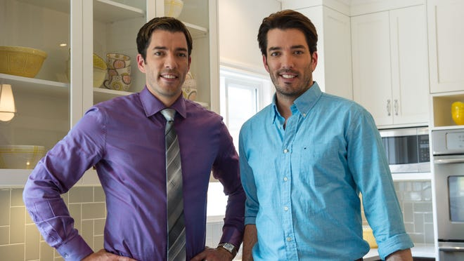 "Jonathan and Drew Scott are the ""Property Brothers."" Their wildly popular HGTV franchise has set up shop in Westchester and Rockland to film its upcoming season."