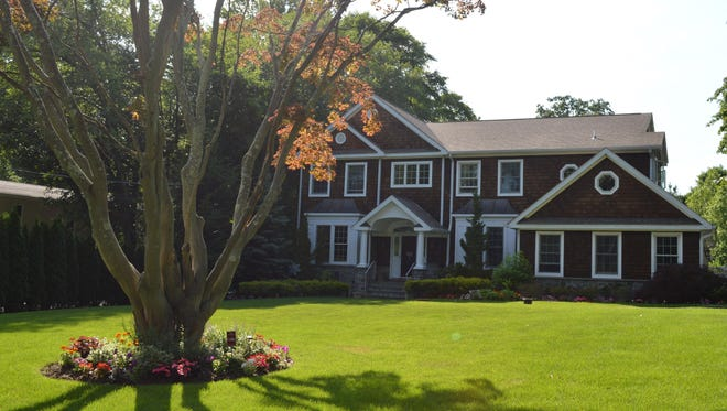 Rye Town Supervisor Joe Carvin has filed a grievance with the town, maintaining his home at 55 Hillandale Road, valued by the town at $2.2 million, is worth $1.6 million.