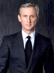 Author Dan Abrams.