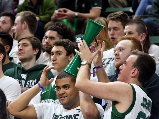 Requests for the $40 student tickets quickly eclipsed the 600 made available Monday, forcing the university to give preference to those with the most Izzone points, which areearned by game attendance.