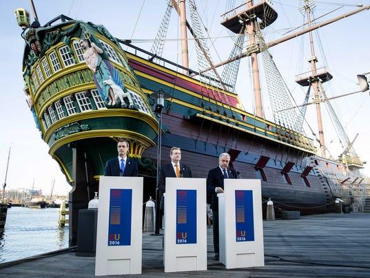 EPA NETHERLANDS EU COUNTER TERRORISM POL DEFENCE NLD