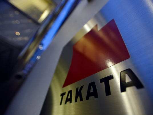 Q&A: Must-knows about the Takata airbag recalls