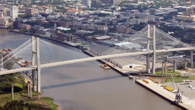 Talmadge Bridge replacement  June 23, 2009
