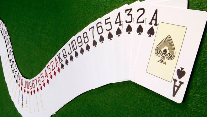The Pensacola Duplicate Bridge Club is hosting games today at their location at 1200 N. 12th Ave.