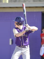 Christian Montrose had Fowlerville's only run and hit