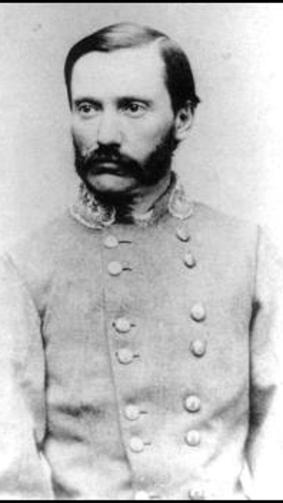 William Henry Fitzhugh Payne, CSA.