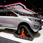 Chicago Auto Show: See all the latest looks