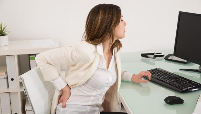 Sitting for long periods of time can lead to painful problems caused by the piriformis muscle.