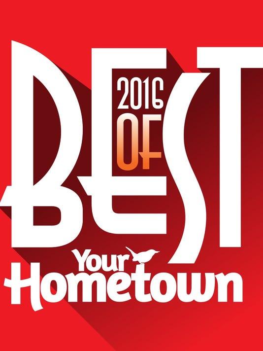 Best of Your Hometown logo
