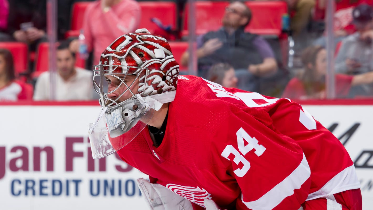 Red Wings trade Mrazek to Flyers for conditional picks