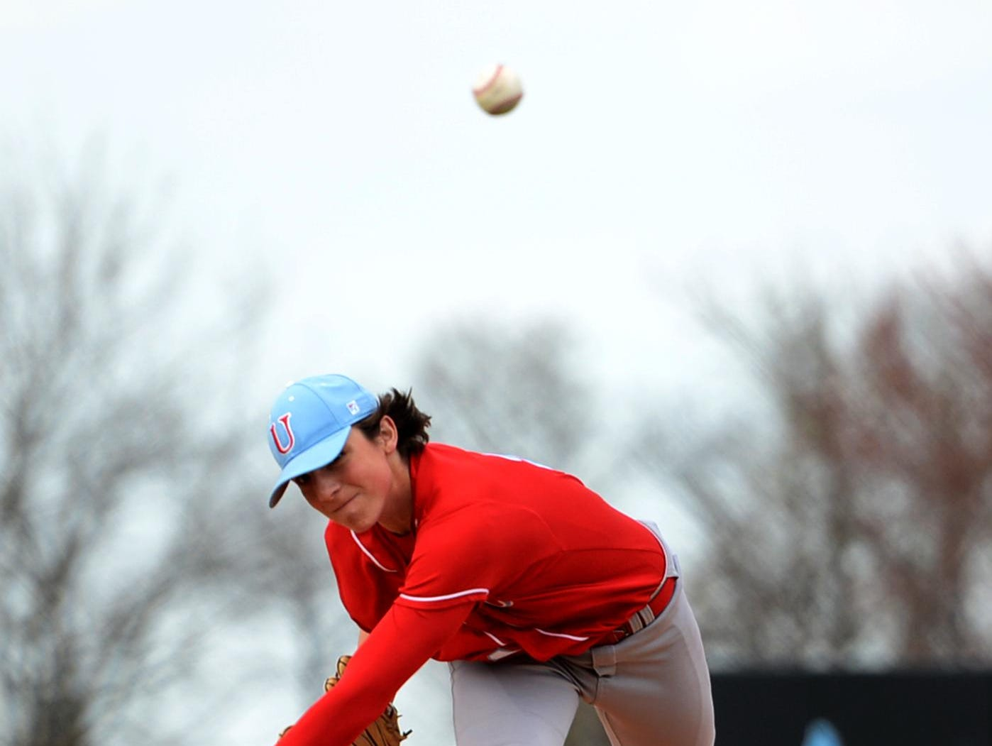 USJ rising senior Ryan Rolison is competing for one of 20 spots on the USA Baseball U18 national team.