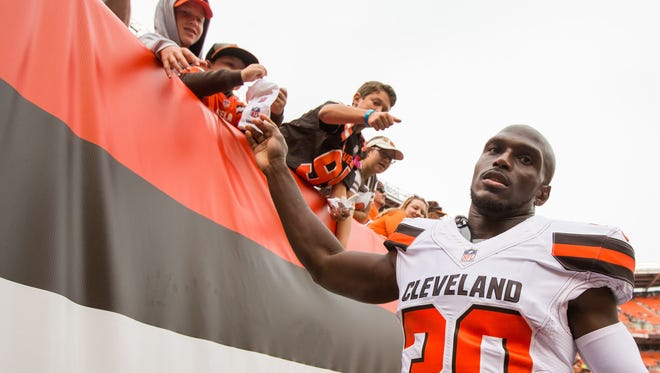 CB Jason McCourty: Traded to Patriots (previous team: Browns)
