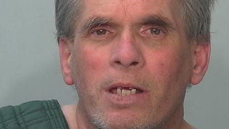 John D. Miller, 59, was arrested at his Grabill, Ind., home Sunday July 16, 2018, in the 1988 murder of 8-year-old April Tinsley.