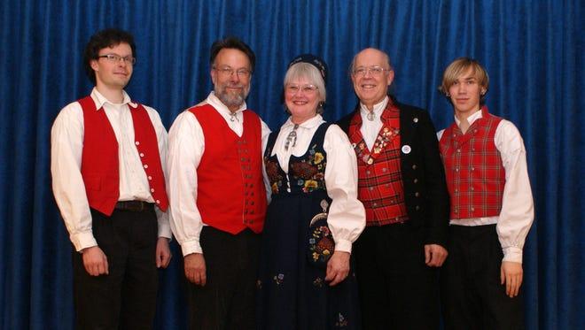Fossegrimen is a Scandinavian folk and dance music group.