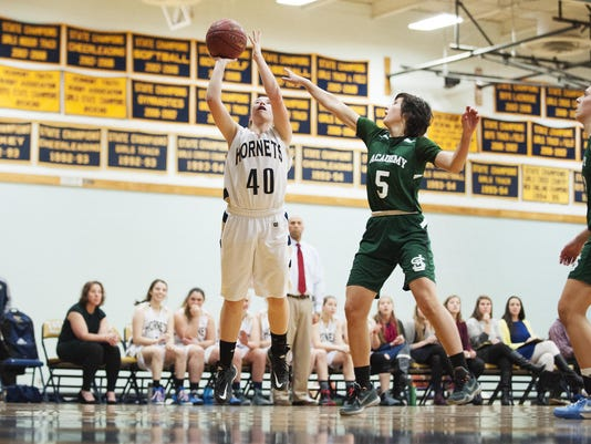 St. Johnsbury vs. Essex Girls Basketball