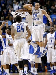 MTSU's 2011-12 squad helped the Blue Raiders set a