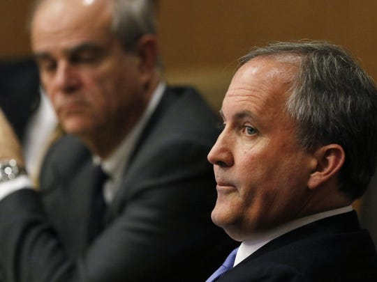 "Texas Attorney General Ken Paxton lauded the ruling as restoring ""the rule of law to the redistricting process."""