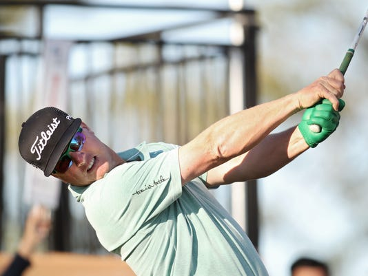 PGA: Valero Texas Open-First Round