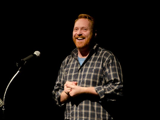 "Kevin Allison is bringing his  ""Risk!"" podcast to the"
