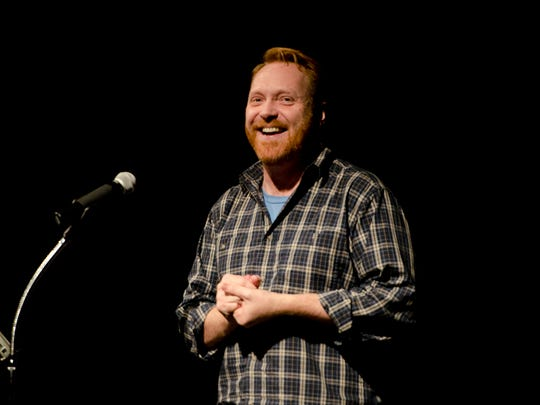 "Kevin Allison is bringing his  ""Risk!"" podcast to the Magic Bag."