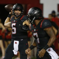 Former Rutgers QB Chris Laviano heading to West Coast