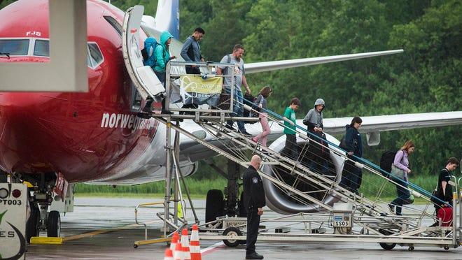 The loss of Norwegian Air in September hurt passenger volumne totals for 2019 at New York Stewart International Airport.