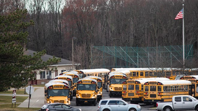 All 732 school districts in New York are set to get the same amounts of foundation aid they got last year.