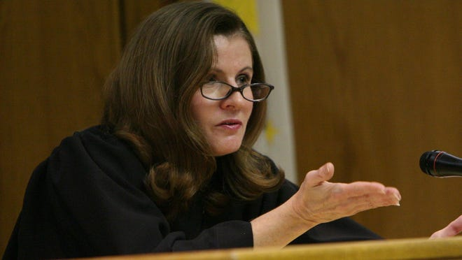 Providence, RI---Thursday, February 1, 2007: District Court Judge Madeline Quirk. Journal photo/Andrew Dickerman