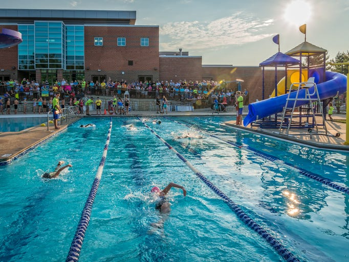 The 2014 HEAT Kid's Triathlon gets underway Aug. 2 at the Sumner County YMCA in Hendersonville.