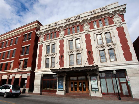 Springfield Little Theatre, at the Landers Theatre