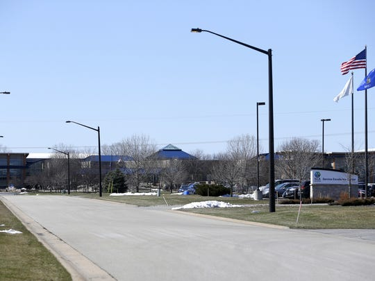 Miron Construction's headquarters are on McMahon Drive in the Town of Menasha.