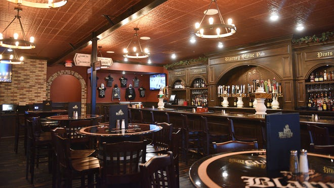 Blarney Stone Pub in downtown Sioux Falls opened in mid-December.