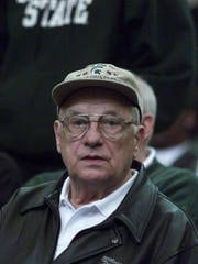 Carl Izzo, the father of Michigan State coach Tom Izzo, died on Dec. 28 at age 90 in Appleton, Wis.